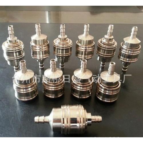欧式气动接头 快速接头 气管接头 两头插内径5mm外径8mm