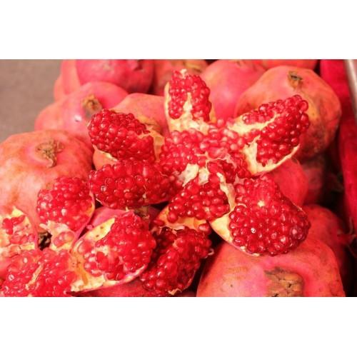 荥阳河阴软籽石榴 生鲜水果批发 河南荥阳神奇的水果