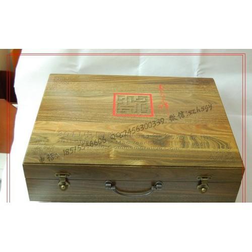 领带包装盒 领带木包装盒 丝巾包装盒 木制丝巾礼品盒定做