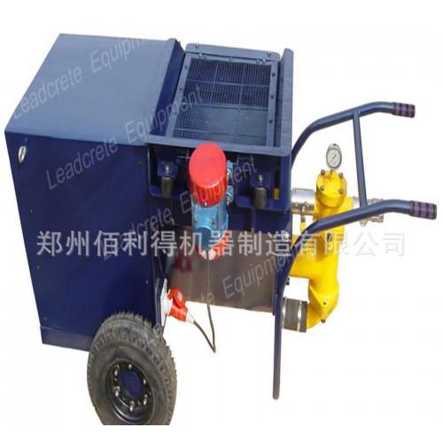 砂浆泵:喷涂砂浆泵,注浆砂浆泵,效率高,砂浆灌注和输送