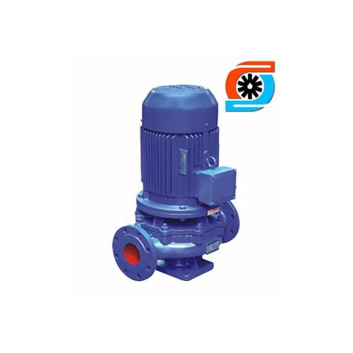 上海邦瀑ISG100-160B 单级离心泵 立式管道增压泵 立式循环泵 优质管道泵