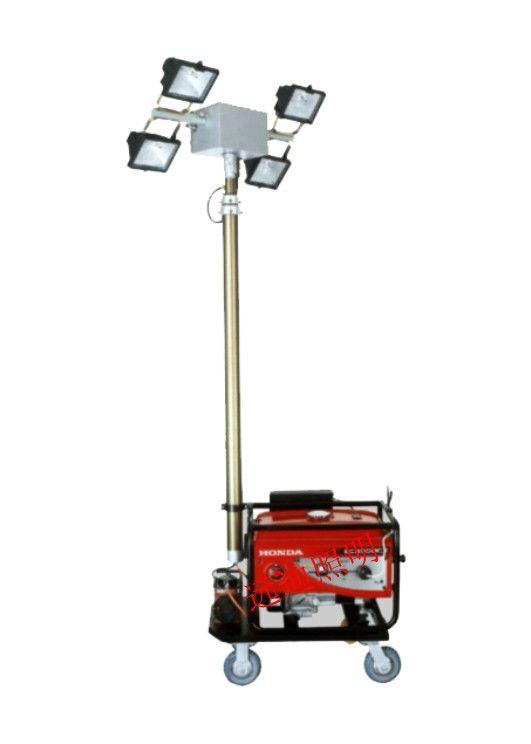 全方位工作灯丨多功能升降照明泛光灯