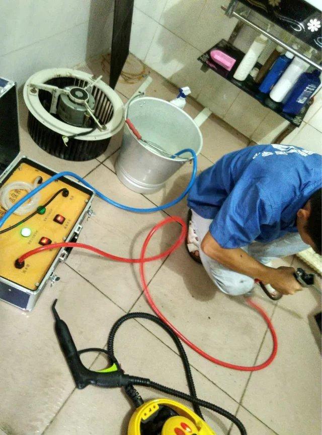 家电清洗行业越来越赚钱,找项目就来格科家电清洗