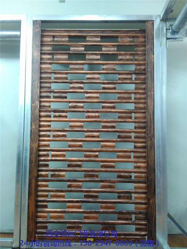 西安新型卷帘门安装 西安新型卷帘门定做