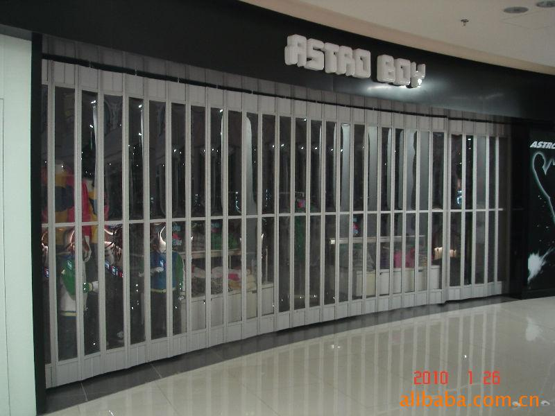 西安市高新区水晶卷闸门订做厂家