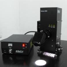 氙灯光源 平行光 点光源 光纤输出
