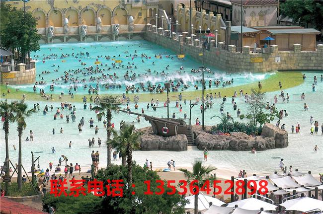 青岛人工海啸造浪池安装公司 青岛人工海啸造浪池生产厂家