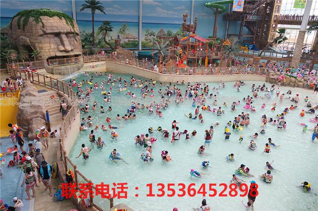 青岛人工鼓风造浪池生产厂家 青岛人工鼓风造浪池安装公司