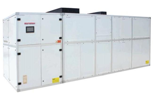 泳池恒温除湿热泵安装公司 泳池恒温除湿热泵生产厂家