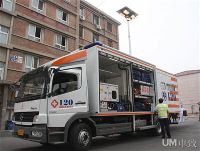 长途运送型救护车出租 长途运送型救护车租赁