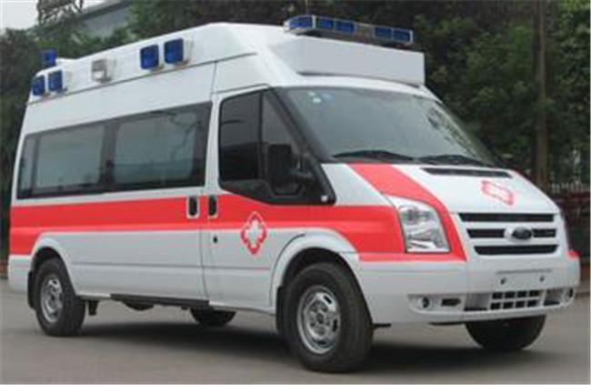 长途监护型救护车出租 长途监护型救护车租赁