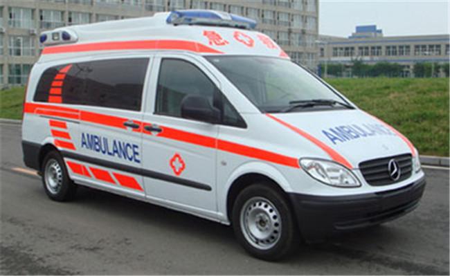 长途智能型救护车租赁 长途智能型救护车出租