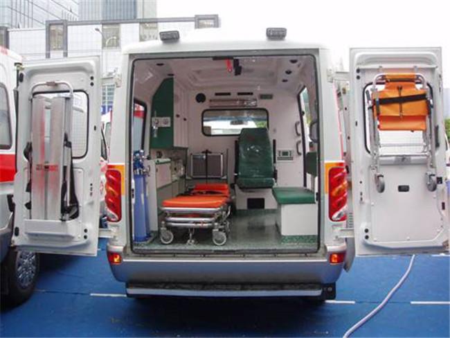 长途智能型救护车出租 长途智能型救护车租赁