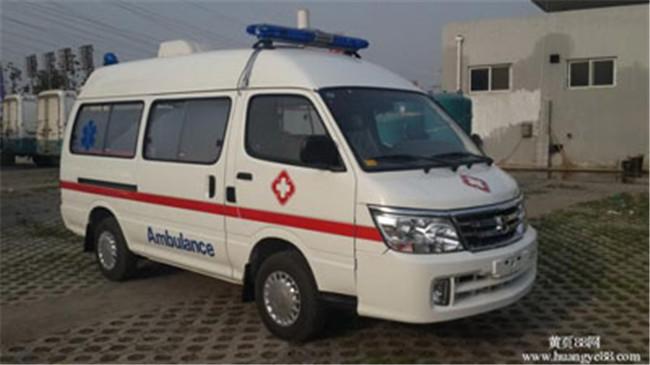短途运送型救护车租赁 短途运送型救护车出租