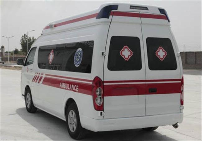 短途运送型救护车出租 短途运送型救护车租赁