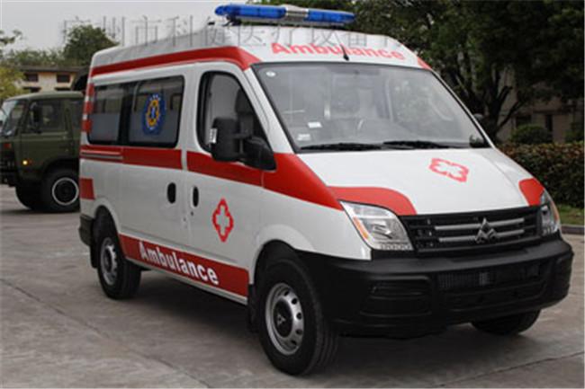 短途监护型救护车出租 短途监护型救护车租赁