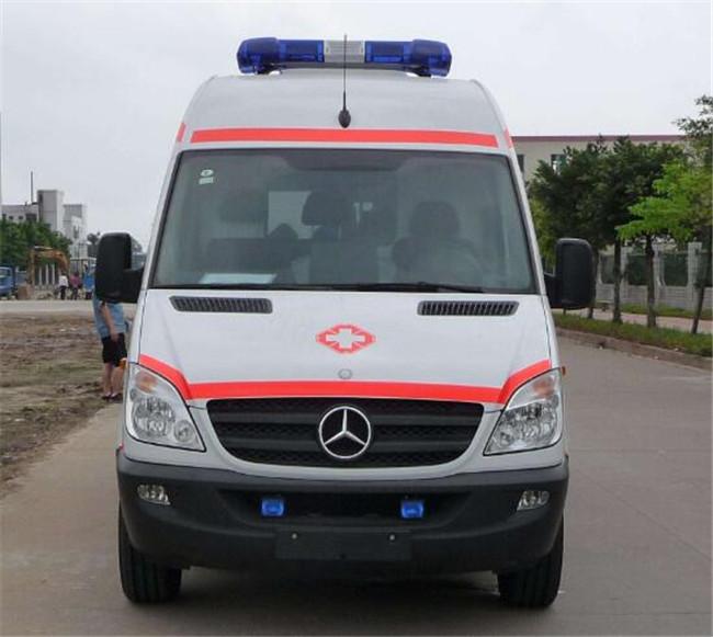 短途智能型救护车租赁 短途智能型救护车出租
