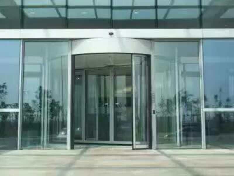 西安感应门/玻璃门安装