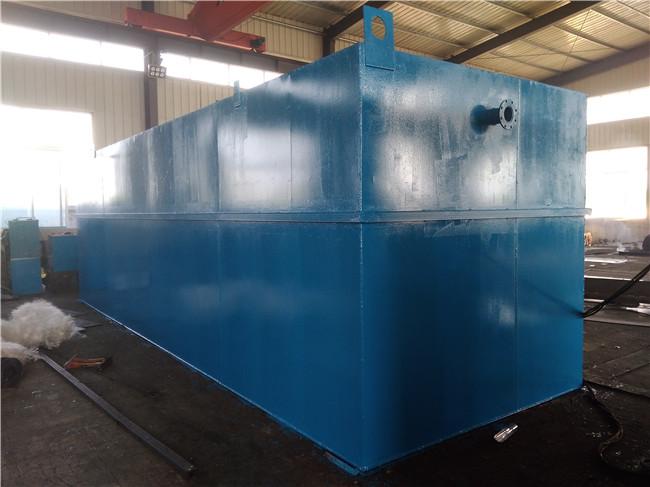 地埋式一体化废水处理设备供应商