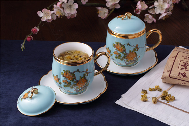 景德镇陶瓷礼品茶具批发