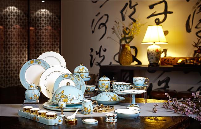 景德镇陶瓷餐具定制厂家