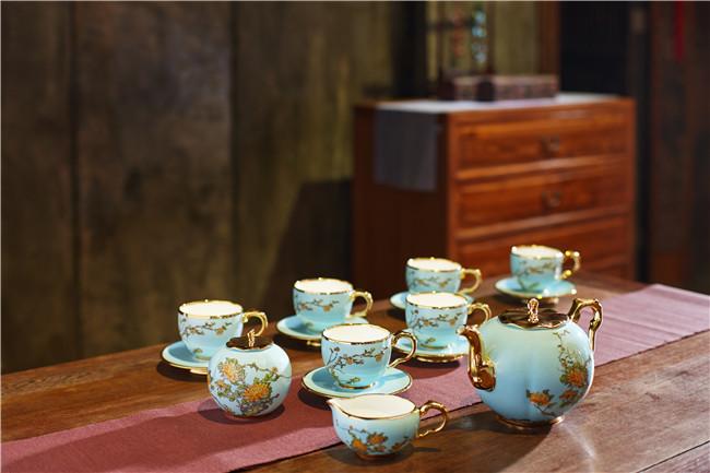 景德镇陶瓷咖啡用品批发价格