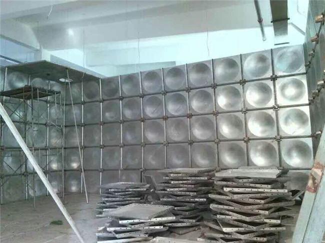 装配式热镀锌水箱供应商 装配式热镀锌水箱厂家