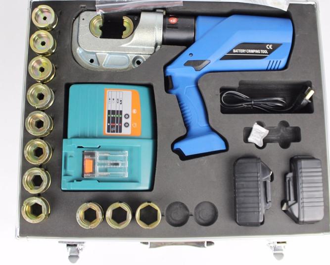 HL-400充电式压接钳