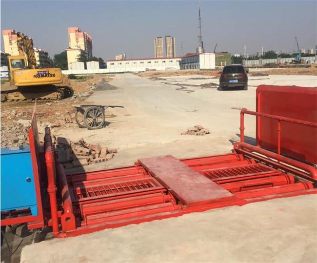 建筑工地滚轴洗车机供应商 建筑工地滚轴洗车机生产厂家