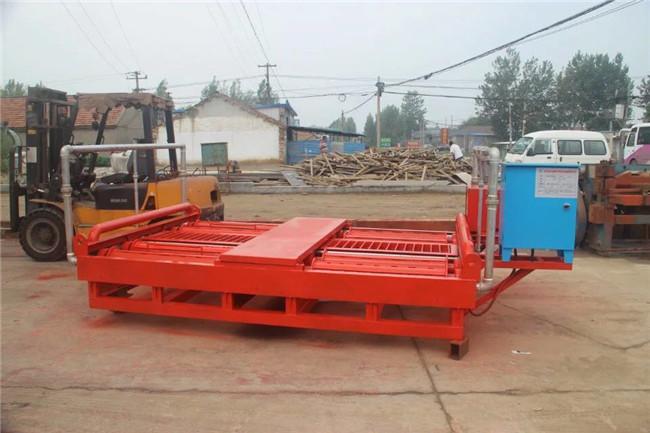 工地建筑滚轴洗车机生产厂家 工地建筑滚轴洗车机供应商