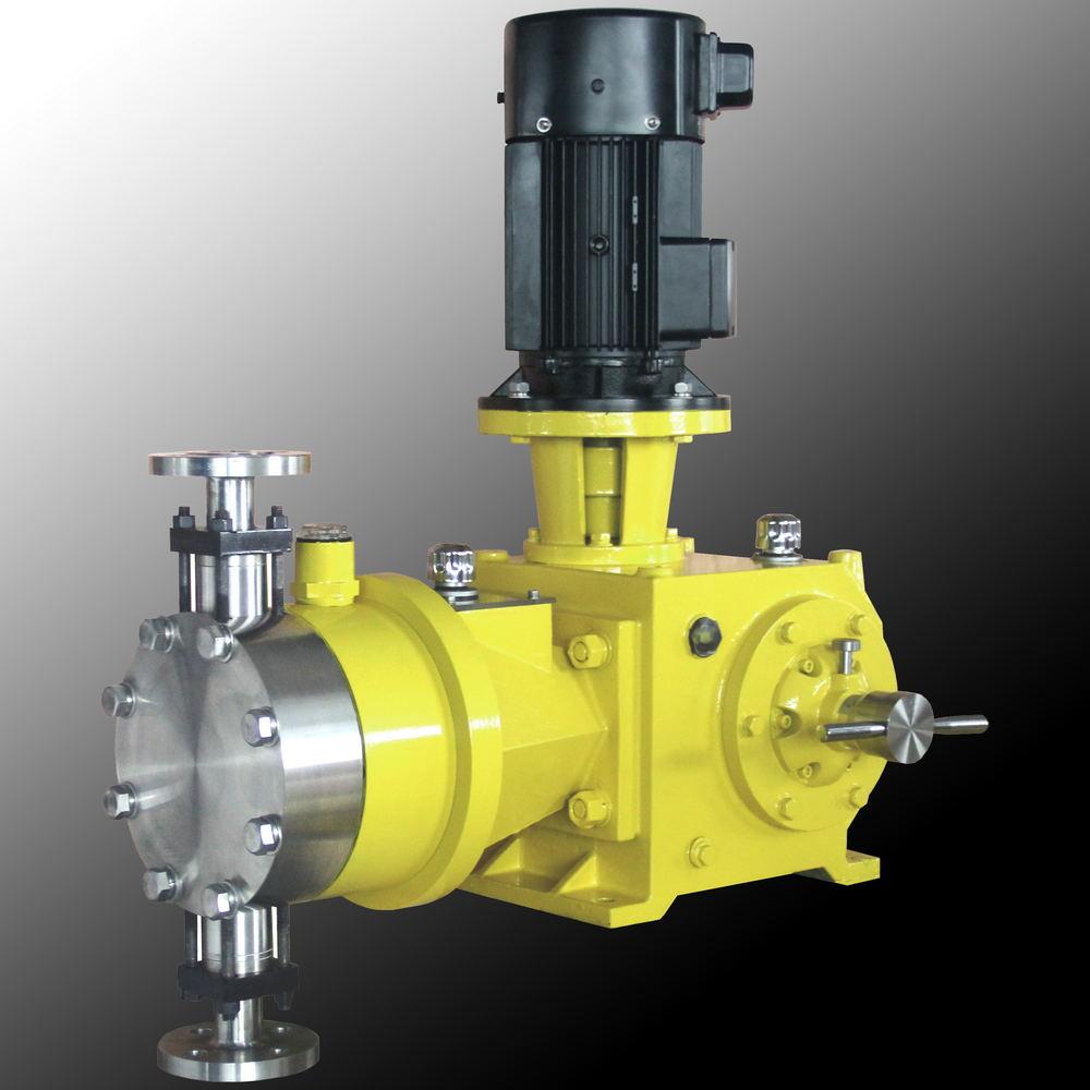 系列液压隔膜计量泵