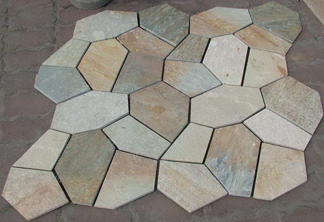 石材铺装5
