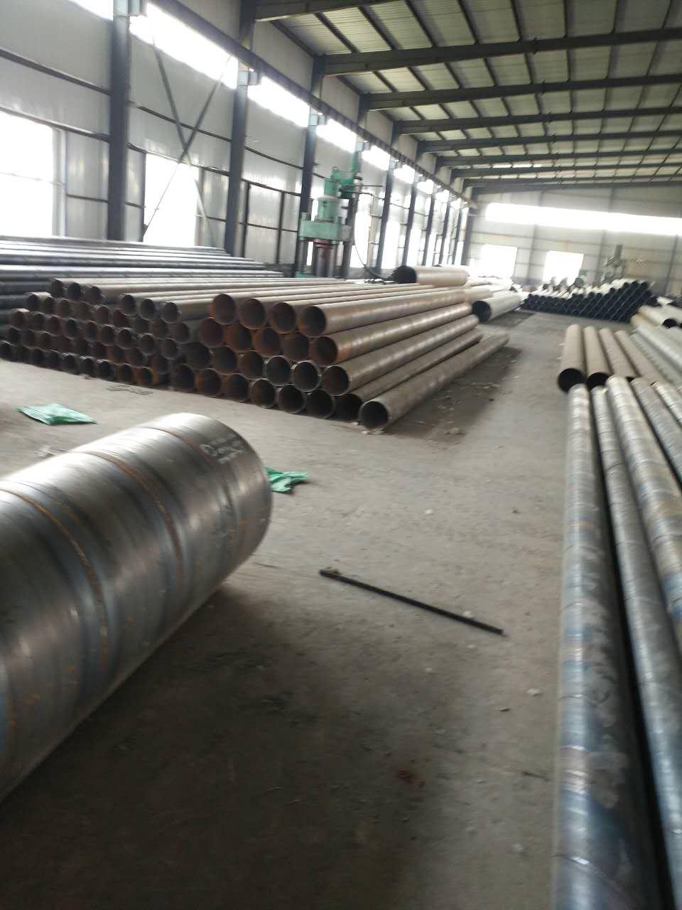 防腐保温螺旋钢管